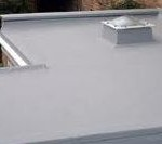 flat roof in Keele