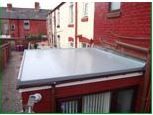 Fibre Glass Roofing in Congleton
