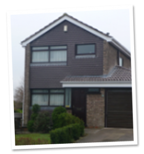 UPVC fascias and gutter service in Nantwich
