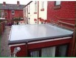 flat roof repair in Eccleshall