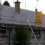 Re-roofs in Talke