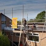 Re-roofs in Stoke